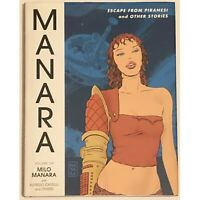 The Manara Library Vol. 6 Hardcover, Dark Horse, Fine - Out of Print