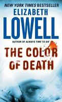 The Color of Death by Lowell, Elizabeth