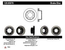 StopTech Disc Brake Rotor for 99-07 Ford E-150 & E-250 & E-350 Econoline