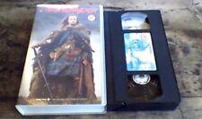 HIGHLANDER WARNER UK PAL VHS VIDEO 1993 Christopher Lambert Sean Connery Queen