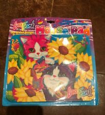 Still In Package Lisa Frank Neon Kitten Mouse Pad Authentic Item Brand New