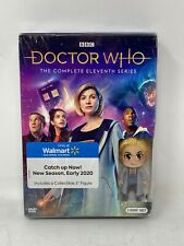Doctor Who - The Eleventh Series with Funko Minifigure *Case Damage*