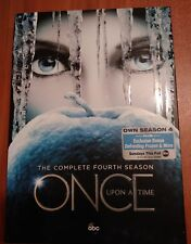 Once Upon a Time: The Complete Fourth Season (DVD, 2015, 5-Disc Set)