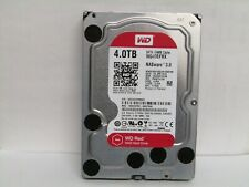 "Western Digital 4TB Red 5400RPM Internal 3.5"" SATA Hard Drive HDD WD40EFRX NAS"