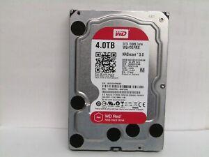 "Western Digital 4TB Red 5400RPM Internal 3.5"" SATA Hard Drive HDD WD40EFRX NAS"