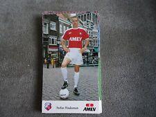 STEFAN HAAKSMAN - FC UTRECHT - very rare - 10x17cm AUTOGRAPHCARD *