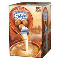 International Delight Flavored Liquid Non-Dairy Coffee Creamer Hazelnut .44 oz