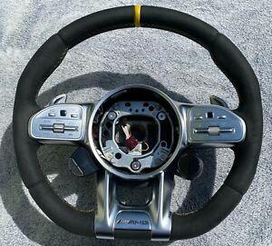 Mercedes Benz AMG GT Lenkrad Performance Steering wheel