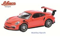 """Schuco 26212 - Porsche 911 (991) GT3 RS """"orange"""" - NEU & OVP - 1:87"""