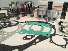 """Wiseco Engine Rebuild Kit Yamaha Banshee YFZ 350 66.00mm Bore .080"""" Crank/Piston"""
