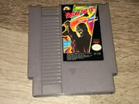 Friday the 13th Nintendo Nes Cleaned & Tested Authentic