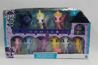 "HASBRO MLP My Little Pony Ultimate Equestria Collection 10 6"" Figures BNIB"