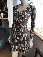 BODEN Jersey Faux Wrap Dress UK 6 8 10 12 14 16 18 20 (US 4 6 8 10 12 14 16) NEW