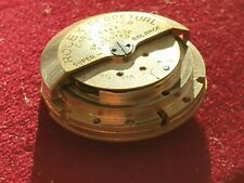 Rolex cal. 630 automatic (for 4392 similar Bubble Back Ovetto) 1944 for part