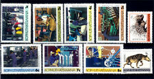 BOPHUTHATSWANA-9 Different-Large Postage Stamps
