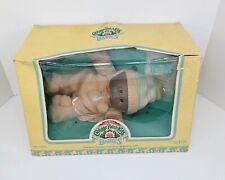 "Vintage 1984 Coleco Cabbage Patch Kids Babies ""Kirstin Celeste"" Doll NIB"