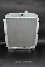 NEW 3 ROWS ALUMINUM RADIATOR FOR 1947-1954 CHEVY 3100/3600/3800 TRUCK PICKUP