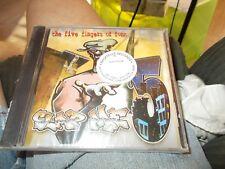 Slap Me 5 by 5 Fingers Of Funk (CD, Jan-2001, Ho Made Media) BRAND NEW SEALED