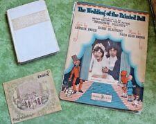 Lot (3) Vint. Iowa Wedding Treasures 1894-1929 Ford/Stinell Families*Free Ship