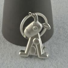 Creative Fashion Herding Dog Metal Keychain Key Chain Ring Keyring Keyfob Gift