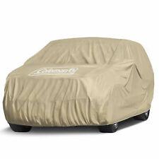 Coleman Car Cover Outdoor/ Indoor Waterproof  For Dust Heat~SIZE M ( NO BOX)