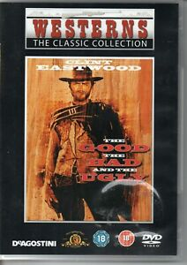 THE GOOD, THE BAD, AND THE UGLY *  WESTERN * CLASSIC COLLECTION * DVD