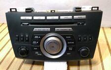 MAZDA 3 RADIO CD PLAYER MP3 PART# BBM2 66 AROA OEM 2010