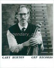 Gary Burton GRP Records Original Press Photo