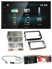 KENWOOD 2din Bluetooth DAB USB mp3 AUTORADIO PER ALFA ROMEO MITO 955 dal 14 quadl
