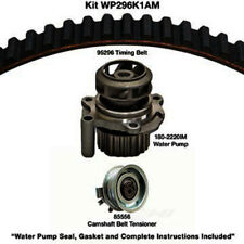 Engine Timing Belt Kit with Water Pump-Water Pump Kit W/o Seals Dayco WP296K1AM