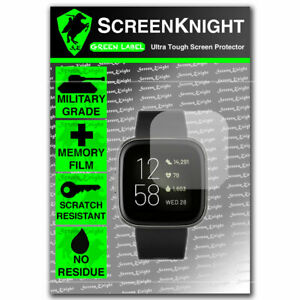 Screen Protector - For Fitbit Versa 2 - PACK OF 3 - Screenknight