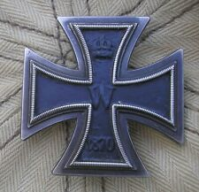 More details for rare early-1870 period german-1st class iron cross original