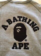 A Bathing Ape BAPE Vintage Sweatshirt shirt XXL Nice VERY RARE ! bapesta