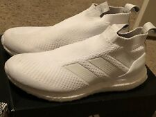adidas Ace 16+ Ultraboost Shoes Sizes 8.5 11 12 Triple White AC7750 Ultra Boost