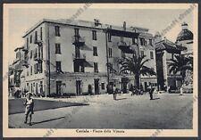 SAVONA CERIALE 26 Cartolina viaggiata 1951