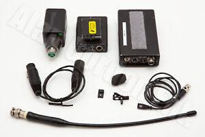 Used Lectrosonics M-150 Wireless Lav Mic Combo Kit
