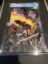 Dark Nights: Metal #1 (DC) Kirkham Virgin Variant, CGC Graded 9.6 Free Shipping!