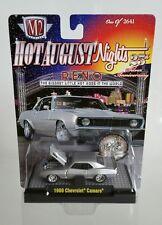 Rare M2 Machines 1969 Chevrolet Camaro Reno Hot August Nights Promo Silver