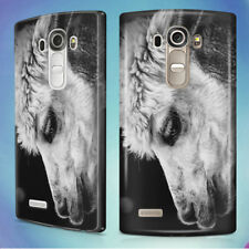 ALPACA HARD BACK CASE COVER FOR LG PHONES