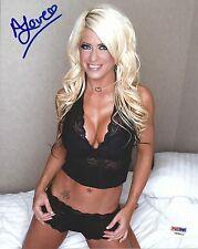 Angelina Love Signed 8x10 Photo PSA/DNA COA TNA Impact Wrestling Picture Auto 4