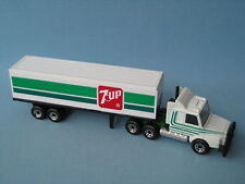 Matchbox Convoy Scania Box Truck Large 7-Up Seven Up Pre-Pro RARE