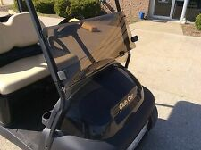NEW Golf Cart TINTED Windshield fits Club Car Precedent USA MADE IMPACT MODIFIED