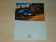28164) Mercedes Viano Marco Polo Prospekt 2004
