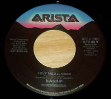 Kashif 45 Love Me All Over / Kathryn  w/ts