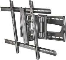 "NEW - ROCKETFISH 40-65"" INCH FULL-MOTION TV WALL MOUNT FLAT-PANEL"
