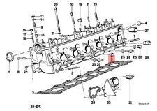 Genuine BMW E34 E36 E38 E39 Cylinder Head Cover Lid x10 pcs OEM 07119937293