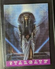 1994 STARGATE  Collectible Trading Card - Insert Card TSM-1 TUFF-STUFF RARE