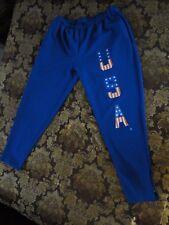 Crain'S Muscle World 1980s Deadlift/Muscle Pants U.S.A. - Men'S (Xxl) Zip Cuff