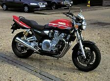 R&G Classic Style Crash Protectors for Yamaha XJR1300 Up To 2014