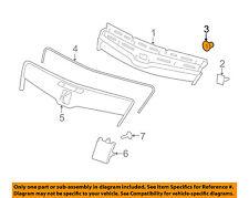 GM OEM Front Door-Side Molding Nut 94515512